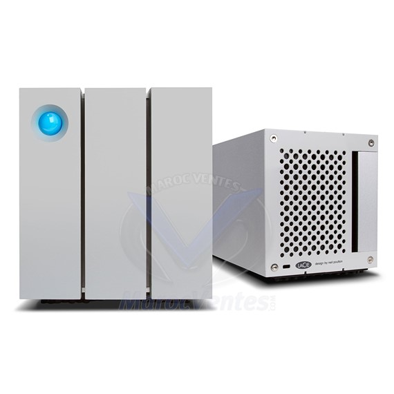 Disque dur professionnel RAID 12 To 2big Thunderbolt 2 STEY12000400