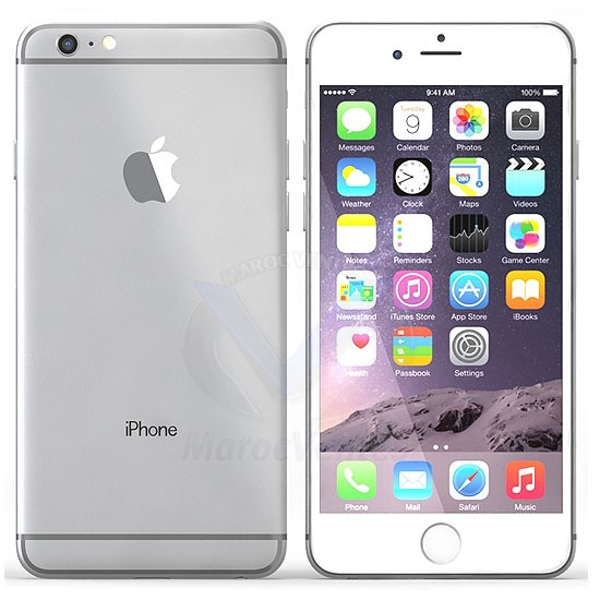 iPhone 6 Plus  16GB, 64GB ,128GB Space Gray Silver Gold iPhone 6 Plus